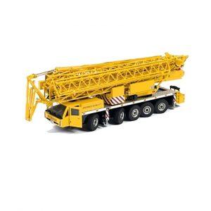 Miniatuur mobiele torenkraan SK599-AT5 - Spierings Mobile Cranes
